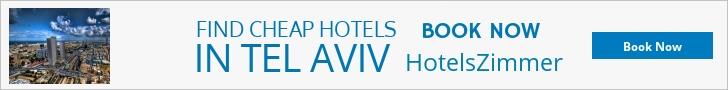 Cheap Hotels in Tel Aviv
