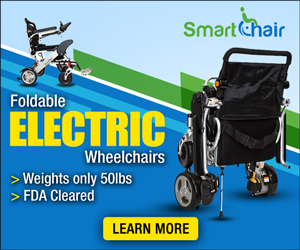 foldable electric wheelchairs