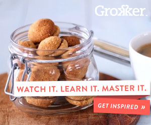 Making Healthy Recipes from Grokker