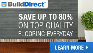 Save 80% on Flooring