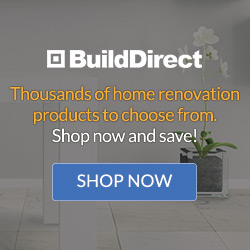 BuildDirect Banner Creative - Renovation Products - 250x250