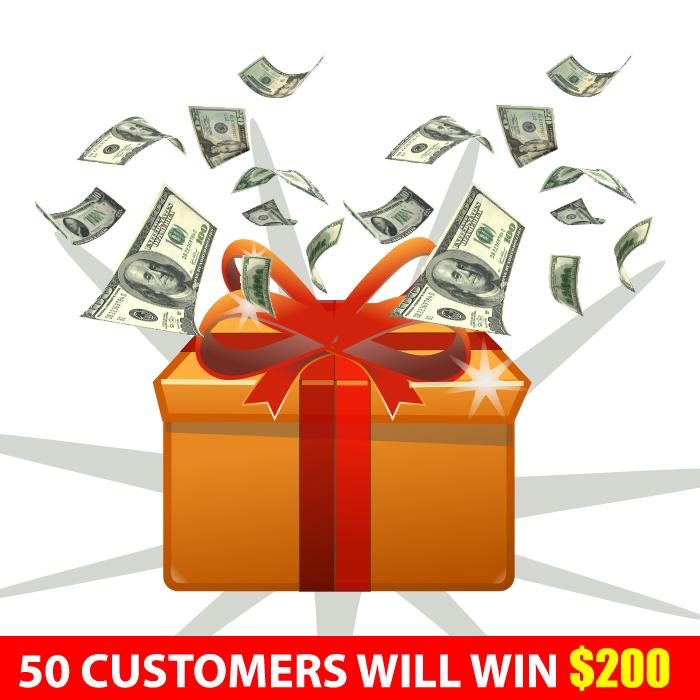 Want $200 Surprise Box? Grab It Now!