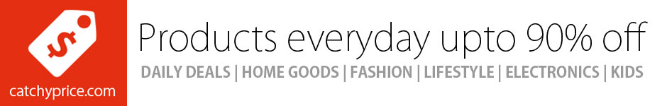 Catchy Price - Products everyday upto 90% off