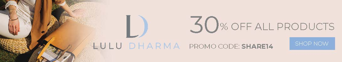 Lulu Dharma 30% OFF All Products (1089x200) V2