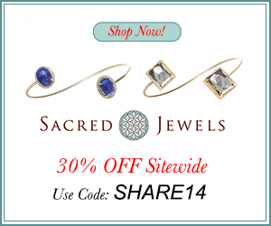 Sacred jewels - Shop Now