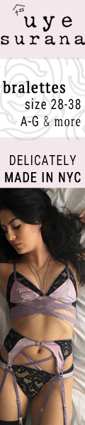 Bralettes available in sizes 28-38 A-G & more at Uye Surana. Delicately made in NYC.
