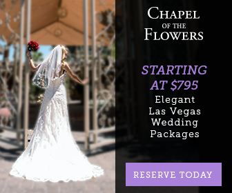 Elegant Las Vegas Weddings $795