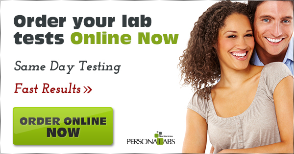 Order Blood Tests Online with Personalabs