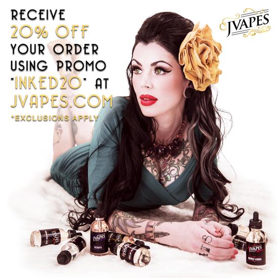 Jvapes E-Liquid Coupon Codes