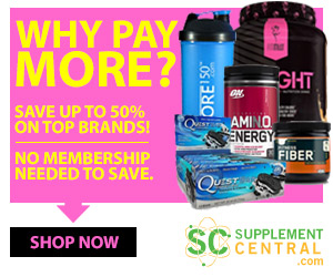 Supplement Central Promo Code