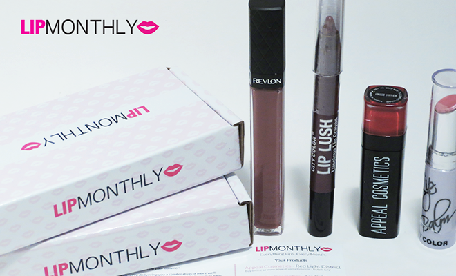 Lip Monthly subscription