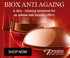 Biox anti aging from Premier Dead Sea