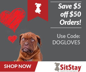 Save $5 off $50 orders at SitStay.com