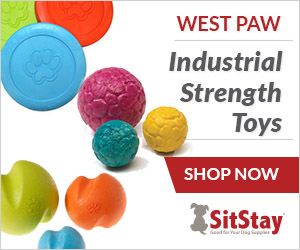 Industrial Strength Dog Toys at SitStay.com