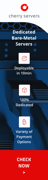 Dedicated Bare Metal Servers