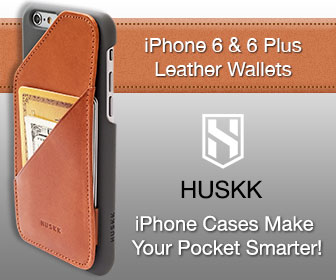 iPhone 6 and 6 plus leather wallets