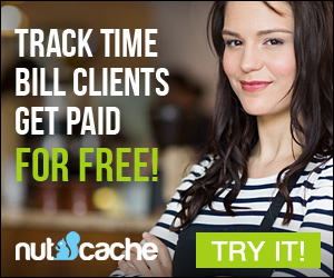Try Nutcache for FREE!