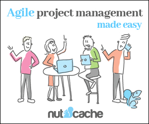 Nutcache, the all-in-one project management tool for teams of all sizes.
