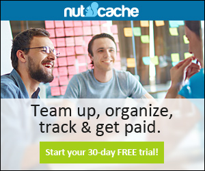 Nutcache, the all-in-one project management tool for your business and teams of all sizes.