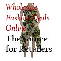 wholesale fashion source for retailers