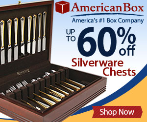 American Box 60% OFF Discount
