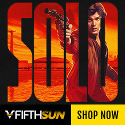 Shop apparel for 'Solo: A Star Wars Story' at FifthSun.com.
