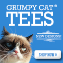 Best selection of Grumpy Cat t-shirts at www.fifthsun.com
