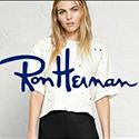 ron herman fashion banner