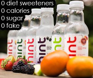 0 sugar 0 calories 0 fake