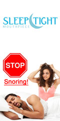 stop snoring mouthpiece