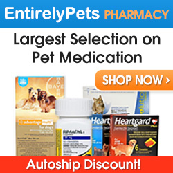 Entirely Pets Pharmacy - Free Shipping