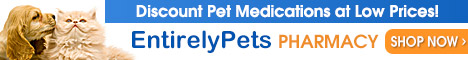 Entirely Pets Pharmacy - Discount Pet Medication