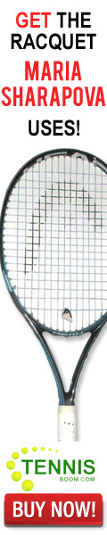 Play like a Pro! Get the racquet US Open contender Maria Sharapova uses! The Head YouTek IG Instinct MP - only $169.95!