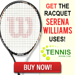 Play like a Pro! Get the racquet Olympian Serena Williams uses! The Wilson Blade Team BLX - only $159!