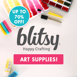 Up to 70% off Art Supplies!
