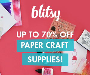 Blitsy Save 70% off Craft Supplies