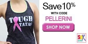 Save 10% with code PELLERINI at The Sox Box