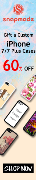 Snapmade 2017 iPhone 7 Cases 60% OFF - 120*600