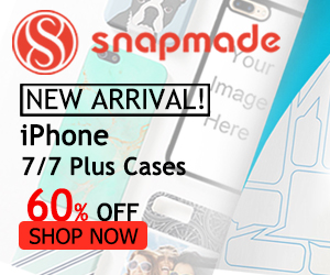 Snapmade New Arrival - iPhone 7 Cases 60% OFF - 300*250
