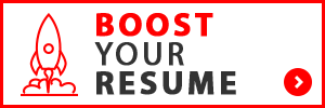 Boost your CV