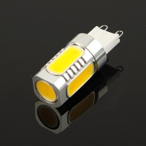 G9 7.5W Warm White 3 LED 450lm Light Bulb, AC 220V