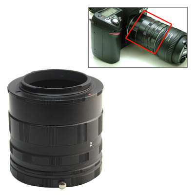 Extension Ring for Pentax(Black)