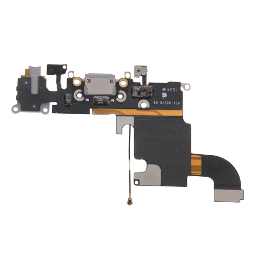 the best attitude fba2d 7e087 iPartsBuy for iPhone 6s Charging Port Flex Cable(Grey) on Sunsky ...