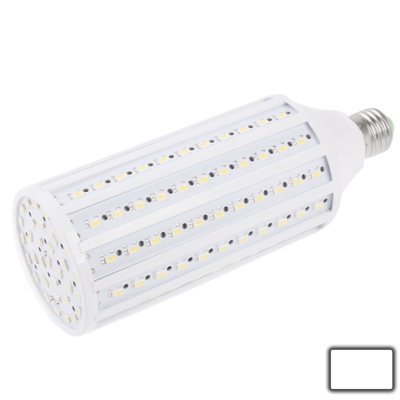 E27 50W White 165 LED 5630 SMD Corn Light Bulb, Luminous Flux: 4000-4500lm