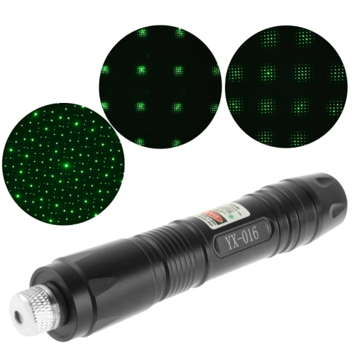 4mw 532nm Green Beam Laser Stage Pen with Gypsophila Pattern