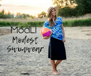 ee50f5d6030 Modest swimwear for the entire family (no matter how modest you need)