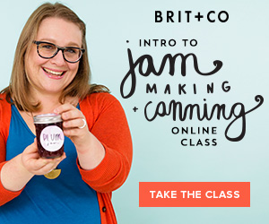 Feel The Learn: Cool As Heck Creative Online Classes At Brit + Co 6