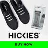 Hickies - No Tie Elastic Shoelaces