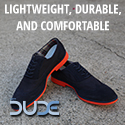 Designed to be the lightest shoe on the market with Italian design and California comfort.