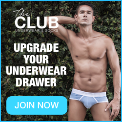 Unzipped Citizen - the hottest men's Underwear Club!
